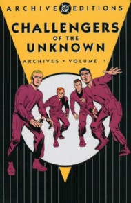 Challengers of the Unknown Archives 2003 #1