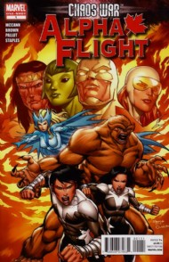 Chaos War: Alpha Flight 2011 #1
