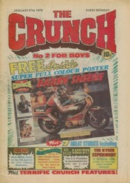 The Crunch 1979 - 1980 #2