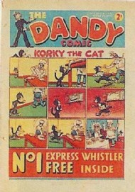 The Dandy 1937 - 2012 #1