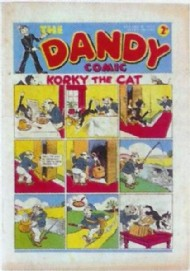 The Dandy 1937 - 2012 #3
