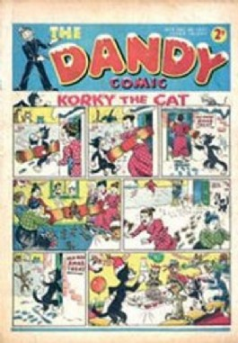 The Dandy #4