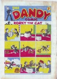 The Dandy 1937 - 2012 #5
