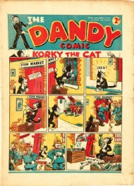 The Dandy 1937 - 2012 #8
