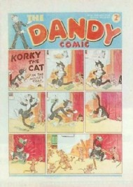 The Dandy 1937 - 2012 #9