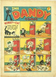 The Dandy 1937 - 2012 #22