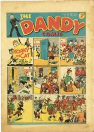 The Dandy 1937 - 2012 #26