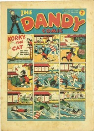 The Dandy 1937 - 2012 #28