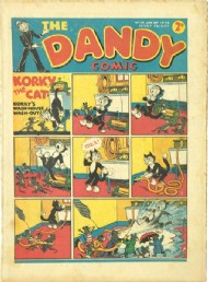 The Dandy 1937 - 2012 #29