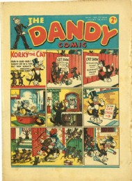 The Dandy 1937 - 2012 #41