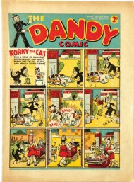 The Dandy 1937 - 2012 #43