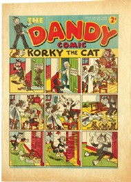 The Dandy 1937 - 2012 #44