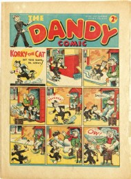 The Dandy 1937 - 2012 #47