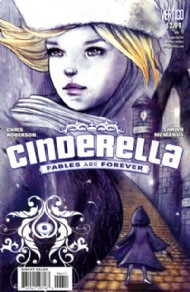 Cinderella: Fables Are Forever 2011 #6