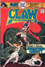 Claw the Unconquered  #5