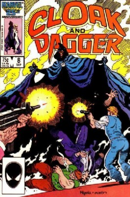 Cloak and Dagger #8