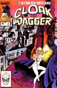 Cloak and Dagger (Limited Series)  #2