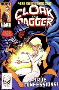 Cloak and Dagger (Limited Series)  #4