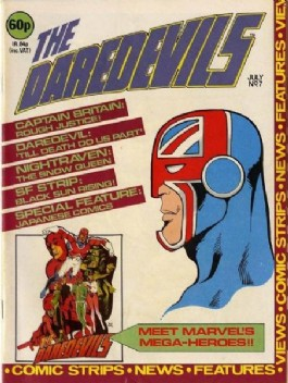The Daredevils #7