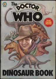 The Doctor Who Dinosaur Book  #1976