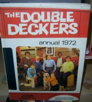 The Double Deckers Annual  #1972