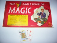 The Eagle Book of Magic 1955 #1950