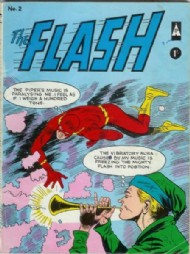 The Flash (2nd Series) 1987 - 2009 #2
