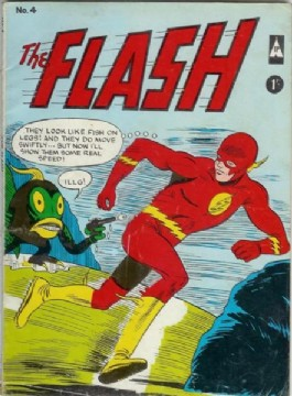 The Flash (2nd Series) #4