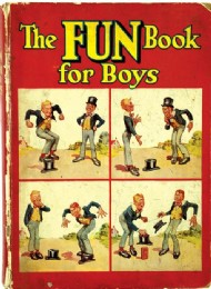 The Fun Book for Boys  #1937