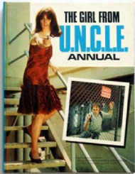 The Girl From Uncle Annual 1968 - 1970 #1968