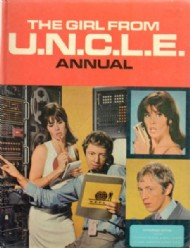 The Girl From Uncle Annual 1968 - 1970 #1969