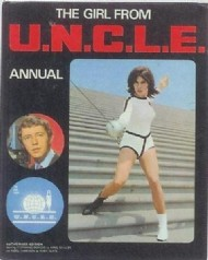 The Girl From Uncle Annual 1968 - 1970 #1970