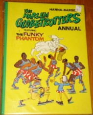 The Harlem Globetrotters Annual  #1975