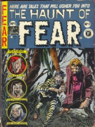 The Haunt of Fear 1954 #1
