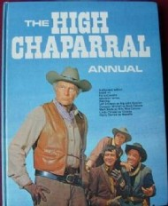 The High Chaparral Annual 1970 - 1973 #1970