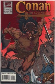 Conan the Adventurer 1994 - 1995 #1