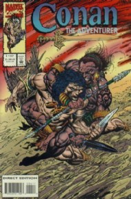 Conan the Adventurer 1994 - 1995 #4