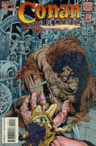 Conan the Adventurer 1994 - 1995 #5