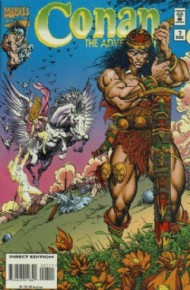Conan the Adventurer 1994 - 1995 #7