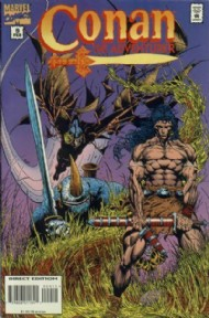 Conan the Adventurer 1994 - 1995 #9