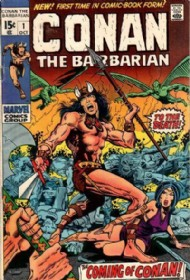 Conan the Barbarian 1970 - 1993 #1