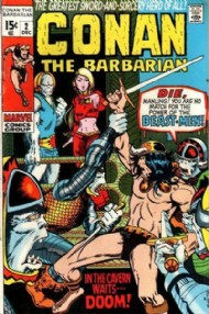 Conan the Barbarian 1970 - 1993 #2