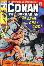 Conan the Barbarian 1970 - 1993 #3