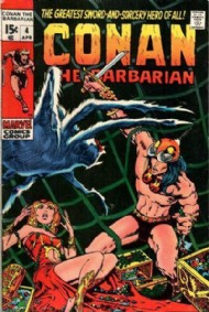 Conan the Barbarian 1970 - 1993 #4