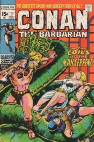 Conan the Barbarian 1970 - 1993 #7