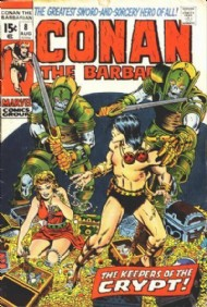 Conan the Barbarian 1970 - 1993 #8