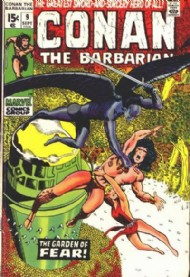 Conan the Barbarian 1970 - 1993 #9