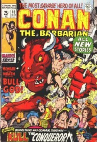Conan the Barbarian 1970 - 1993 #10