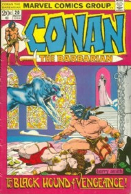 Conan the Barbarian 1970 - 1993 #20