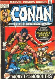 Conan the Barbarian 1970 - 1993 #21